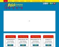 Bild Webseite Fahrschule Fister Nürnberg