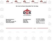 Bild Bauunternehmen Düx GmbH