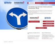 Bild Webseite Deutscher Ring Generalagentur Löffler u.Team Versicherungsmakler Wedel