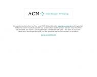 Bild Webseite ACN Assekuranz Contor Nord Hamburg