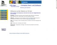 Bild CHS Iden, Hans Werner Computer Hard- u. Software Beratung u. Verk. Computer und Software