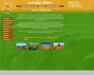 Website Scheipers-Mühle