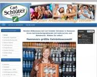 Bild Schlüter Carl Getränkegroßhandel , Inh. Berhold Schlüter jun.