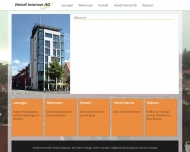 Website Heindl Internet