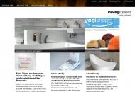 Bild Webseite  Halle