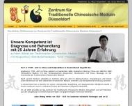 Bild Zentrum für Traditionelle chinisische Medizin Düsseldorf