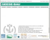Bild Geese-bau GmbH & Co. Kg
