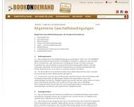Website Pro Business digital printing Deutschland