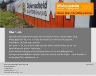 Bild Bauunternehmung Dickenscheid Klaus Dipl.Ing.