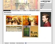 Website Beauty Friseur Inh. Gerich Andreas Friseur