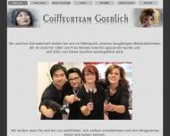 Website Coiffeurteam Goerlich
