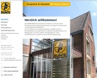 Bild Bunte Johann Bauunternehmung GmbH & Co. KG