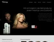 Bild Webseite Salon Inge Friseursalon Nürnberg