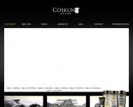Bild Webseite Coskuns Friseure - Coskun München