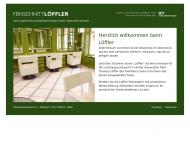 Bild Webseite Löffler Thomas Friseursalon Stuttgart