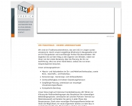 Website Frerich BFM
