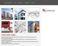 Bild Webseite Netz-bau Köln