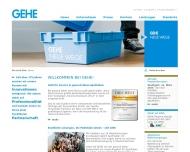 Bild Webseite Pertek Anneliese Dortmund