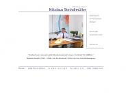 Bild Webseite  Prien am Chiemsee