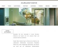 Bild Webseite Steimel Peter Studio Köln