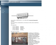Bild Webseite  Lohr am Main