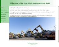 Bild Schulz Horst Bauunternehmen GmbH
