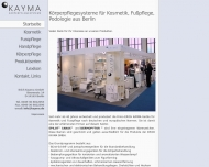 Erich Kayma GmbH K?rperpflegesysteme