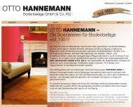 Bild Hannemann Otto Bodenbeläge KG (GmbH & Co.) Fußbodenbeläge