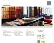 Bild Webseite Böhmler Einrichtungshaus Nürnberg