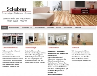 Schubert - Ihr Partner f?r Bodenbel?ge und T?relemente