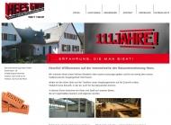 Bild Bauunternehmung Hees GmbH Hoch- und Tiefbau