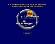 Bild Schleusner e.f. Tor- und Antriebstechnik GmbH