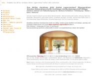 Website Müller Eva