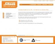 Website Pflasterarbeiten Schaab