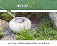 Bild Axel Porz - Landschaftsbau und Gartengestaltung - GmbH