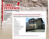 Bauunternehmen Lars Petersen Eppertshausen Hessen