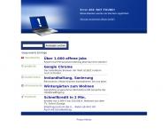 Website Hofmann Eugen - Hoch,- Tief- und Ingenieurbau -