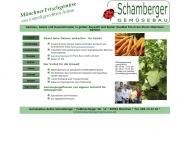 Bild Webseite Schamberger Anton Gartenbau München