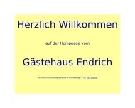 Bild Gästehaus Endrich in Heidelberg