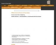 Website Pension & Fewo Adam