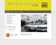 Bild Auto Stauzebach Abschlepp- u. Pannendienst Autowaschcenter GmbH