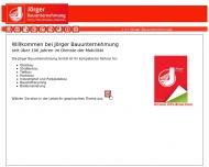 Bild Jörger GmbH Bauunternehmung