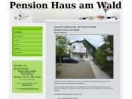 Bild Hotel, Pension Haus am Wald Inh. Fuchs, Andreas