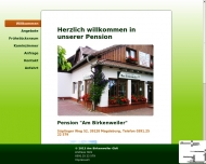 Pension Am Birkenweiler in Magdeburg