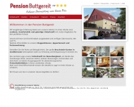 Bild Webseite Buttgereit Pension Höxter