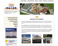 Bild Wager Albert GmbH + Co Bauuntern.