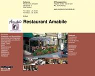 Bild Restaurant Amabile