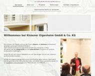 Bild Kissener Eigenheim GmbH & Co. KG