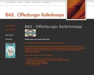 Bild Bax Kellerkneipe