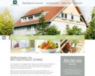 Bild Webseite  Simmersfeld